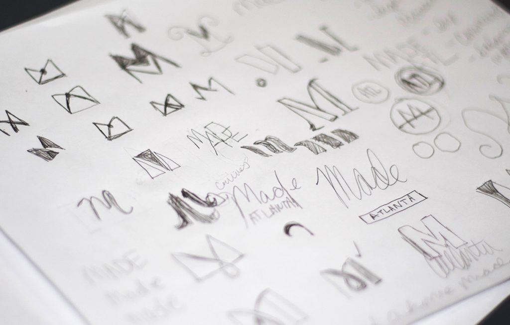 Image of Logo Sketches